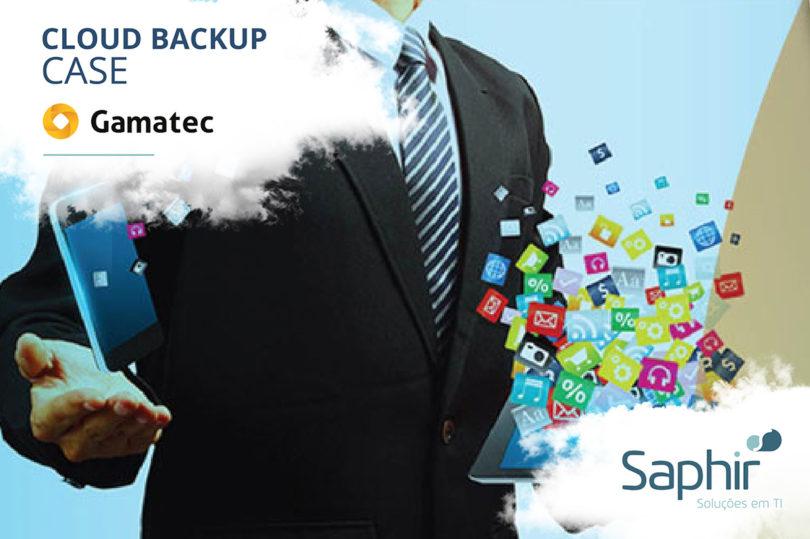 Cloud Backup: Um case de sucesso da Saphir