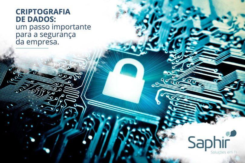 Criptografia de dados: um passo importante para a segurança da empresa
