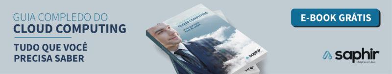 Tudo o que você precisa saber sobre cloud computing