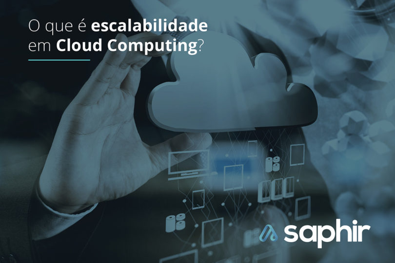 O que é escalabilidade em cloud computing