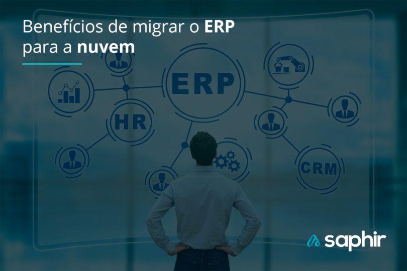 Benefícios de migrar o ERP para a nuvem
