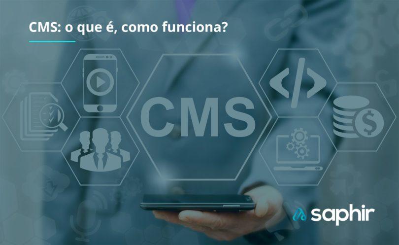 O que é um CMS e como ele funciona
