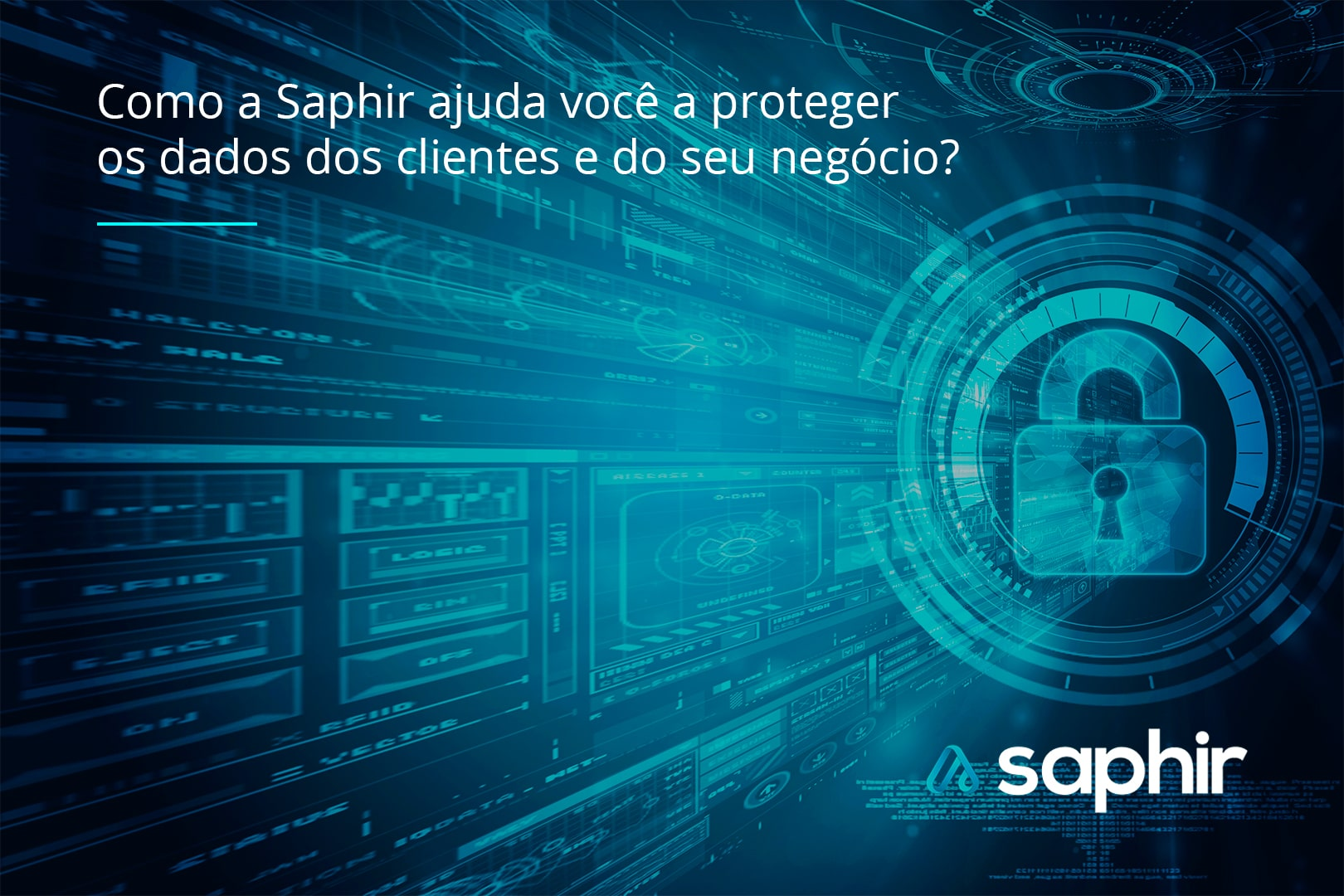 proteger os dados dos clientes