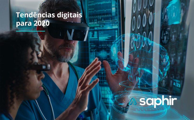 Tendências digitais para 2020