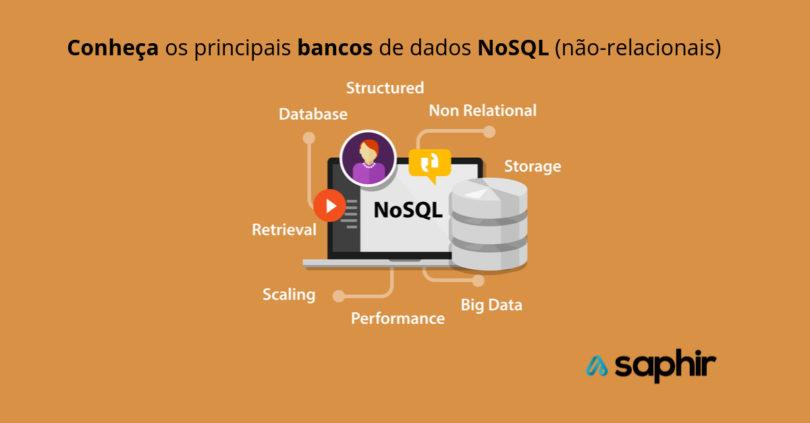 Conheça os principais bancos de dados NoSQL (não-relacionais)